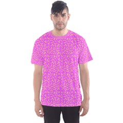 Abstract art  Men s Sport Mesh Tee