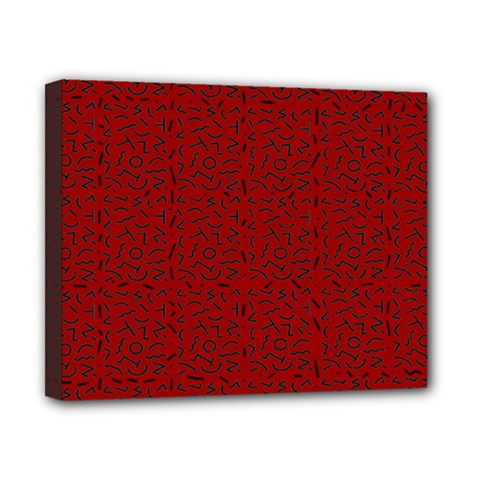 Abstract art  Canvas 10  x 8