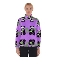 Panda Purple Bg Winterwear