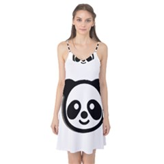 Panda Head Camis Nightgown