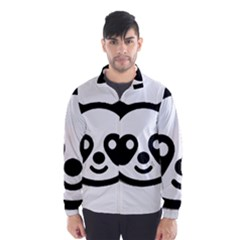 Panda Head Wind Breaker (Men)