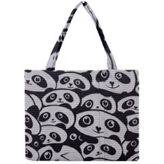 Panda Bg Mini Tote Bag