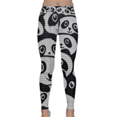 Panda Bg Classic Yoga Leggings