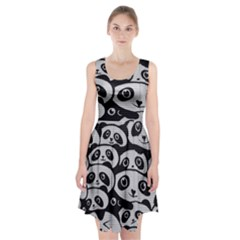 Panda Bg Racerback Midi Dress