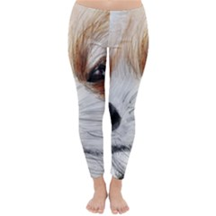 Panda Art Classic Winter Leggings