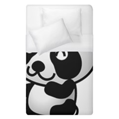 Adorable Panda Duvet Cover (Single Size)