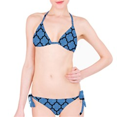 TIL1 BK-MRBL BL-PNCL (R) Bikini Set
