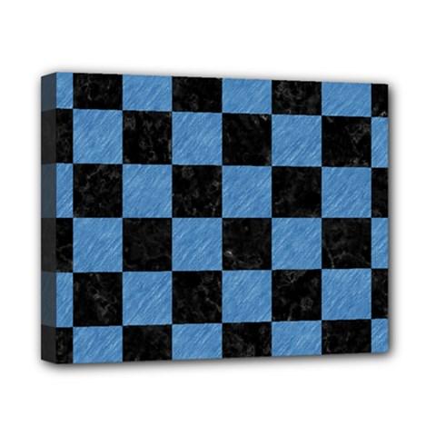 SQR1 BK-MRBL BL-PNCL Canvas 10  x 8