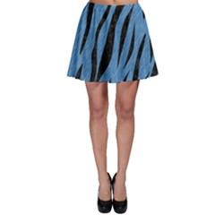 SKN3 BK-MRBL BL-PNCL (R) Skater Skirt