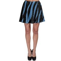 SKN3 BK-MRBL BL-PNCL Skater Skirt