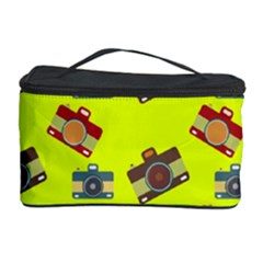 Camera pattern                Cosmetic Storage Case
