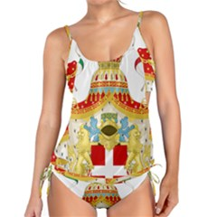 Coat of Arms of The Kingdom of Italy Tankini