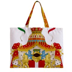 Coat of Arms of The Kingdom of Italy Zipper Mini Tote Bag
