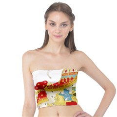 Coat of Arms of The Kingdom of Italy Tube Top