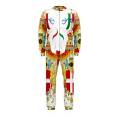 Coat of Arms of The Kingdom of Italy OnePiece Jumpsuit (Kids)