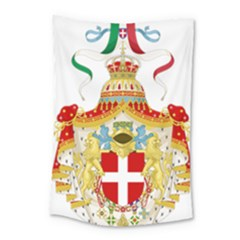 Coat of Arms of The Kingdom of Italy Small Tapestry