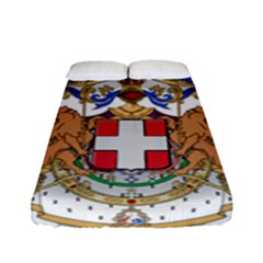 Greater Coat of Arms of Italy, 1870-1890  Fitted Sheet (Full/ Double Size)