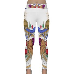 Greater Coat of Arms of Italy, 1870-1890  Classic Yoga Leggings