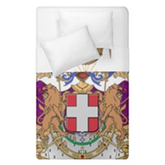 Greater Coat of Arms of Italy, 1870-1890  Duvet Cover Double Side (Single Size)