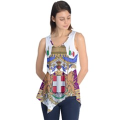 Greater Coat of Arms of Italy, 1870-1890  Sleeveless Tunic