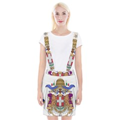 Greater Coat of Arms of Italy, 1870-1890  Braces Suspender Skirt