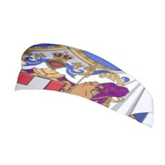 Greater Coat of Arms of Italy, 1870-1890  Stretchable Headband