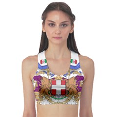 Greater Coat of Arms of Italy, 1870-1890 Sports Bra