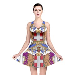 Greater Coat of Arms of Italy, 1870-1890 Reversible Skater Dress