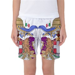 Greater Coat of Arms of Italy, 1870-1890 Women s Basketball Shorts