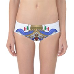 Greater Coat of Arms of Italy, 1870-1890 Classic Bikini Bottoms
