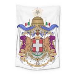 Greater Coat of Arms of Italy, 1870-1890 Small Tapestry