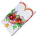 Heart Flowers Sign Apple iPad Mini Hardshell Case View4
