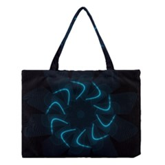 Background Abstract Decorative Medium Tote Bag