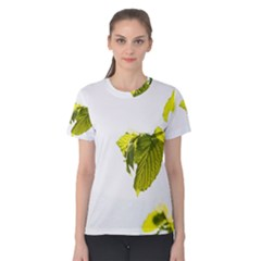 Leaves Nature Women s Cotton Tee