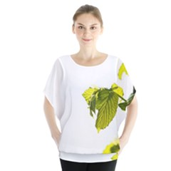 Leaves Nature Blouse