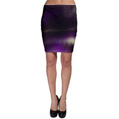 The Northern Lights Nature Bodycon Skirt