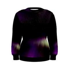 The Northern Lights Nature Women s Sweatshirt