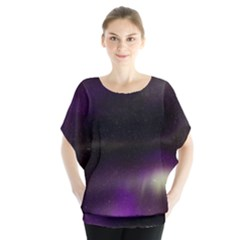 The Northern Lights Nature Blouse