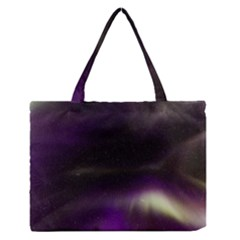 The Northern Lights Nature Medium Zipper Tote Bag