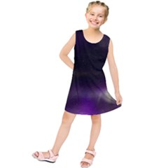 The Northern Lights Nature Kids  Tunic Dress