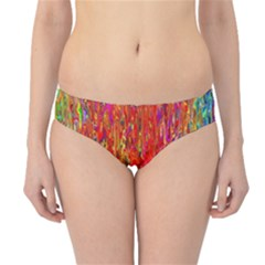 Background Texture Colorful Hipster Bikini Bottoms