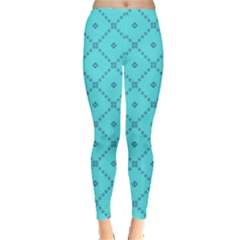 Pattern Background Texture Leggings