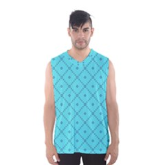 Pattern Background Texture Men s Basketball Tank Top