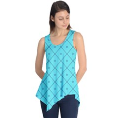 Pattern Background Texture Sleeveless Tunic