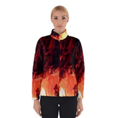 Fire Log Heat Texture Winterwear