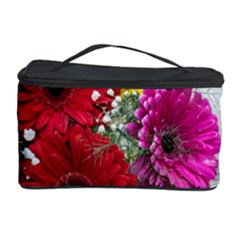 Flowers Gerbera Floral Spring Cosmetic Storage Case