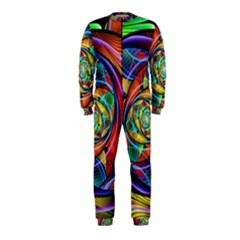 Eye of the Rainbow OnePiece Jumpsuit (Kids)