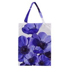 Poppy Blossom Bloom Summer Classic Tote Bag