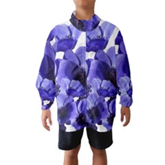 Poppy Blossom Bloom Summer Wind Breaker (kids)