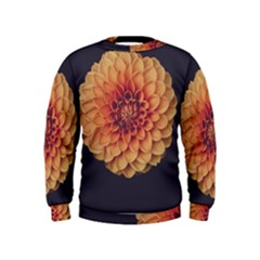 Art Beautiful Bloom Blossom Bright Kids  Sweatshirt